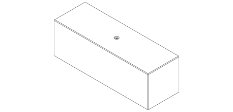 Platte stapelblokken