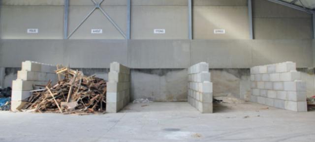 Containerparken  & recyclageparken